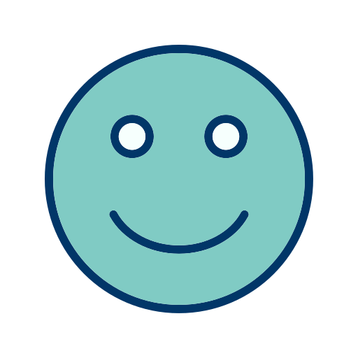 Emoticon, Face, Happy, Smiley Icon Free Of Emoticons Filled Two