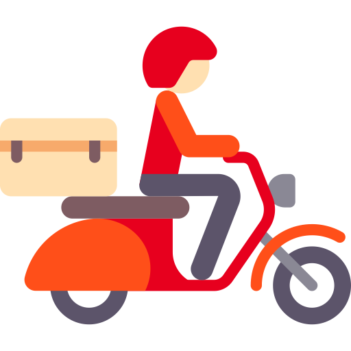 Vector Motorcycles Free Delivery Transparent Png Clipart Free