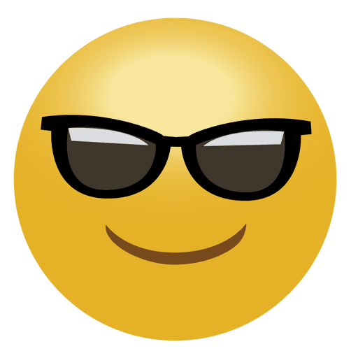 Download Emoticon Of Face Tears Joy Cool With Clipart Png Free