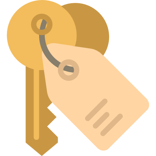 House Key Free Security Icons