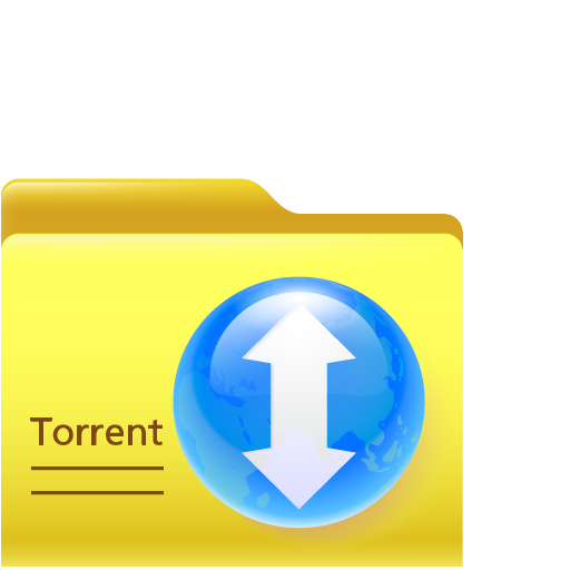 Torrent, Folder Icon Free Of Torrent Icons