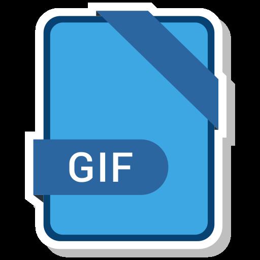 Type, Gif Icon Free Of Extension Names Vol