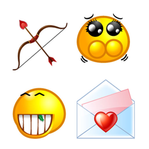 Free Emojis Extra Chat Emoji Text Gif Icons Keyboard