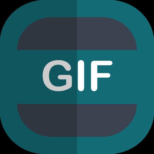 Gif Icon Free Of Free Flat Type Icons