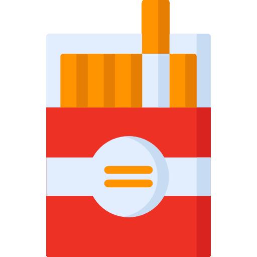 Cigarette Free Vector Icons Designed