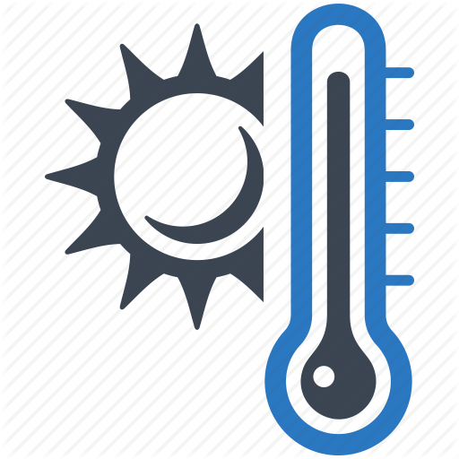 Icon Drawing Temperature