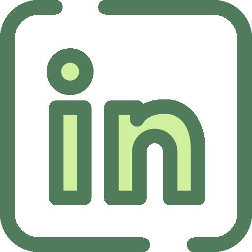 Linkedin Free Social Media Icons Logo Image