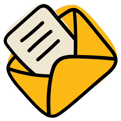Communication, Letter, Memo, Message, Note, Open, Text Icon