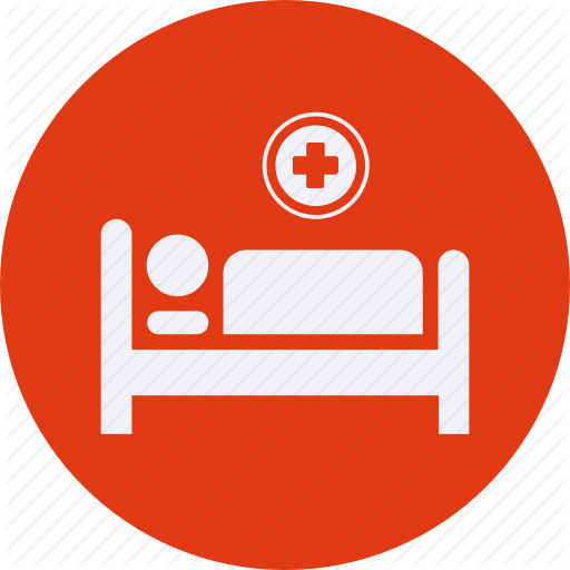 Bed, Drug, Health, Healthcare, Hospital, Medical Icon