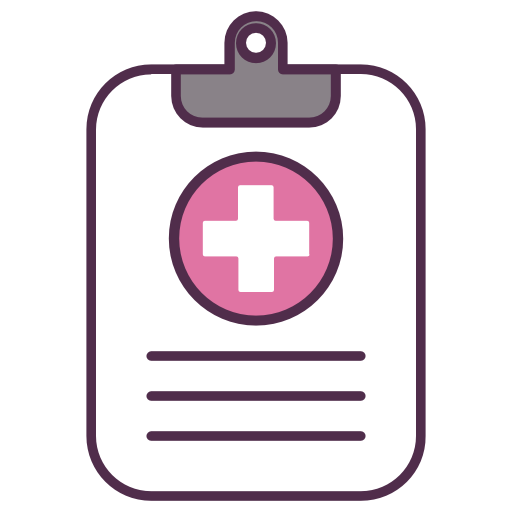 Medical, Health History Icon Free Of Medicine Icons