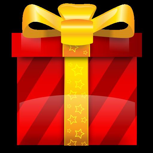 Box, Christmas, Gift, Holiday Icon