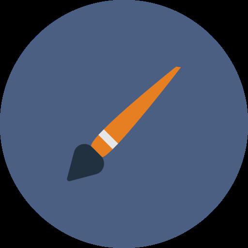 Art, Brush, Design, Draw, Drawing Icon