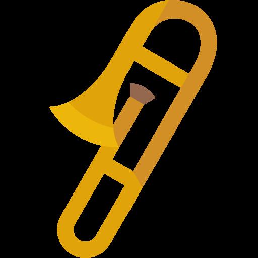 Trombone Vector Art Transparent Png Clipart Free Download