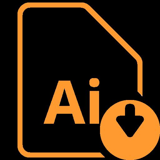 Adobe, Icon, Design, Document, File, Illustrator Icon