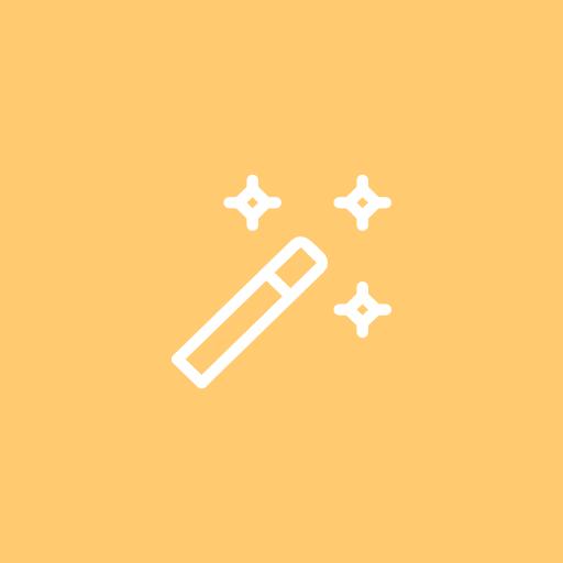 Magic, Wand, Tool, Design Icon Free Of Designer Line Icons