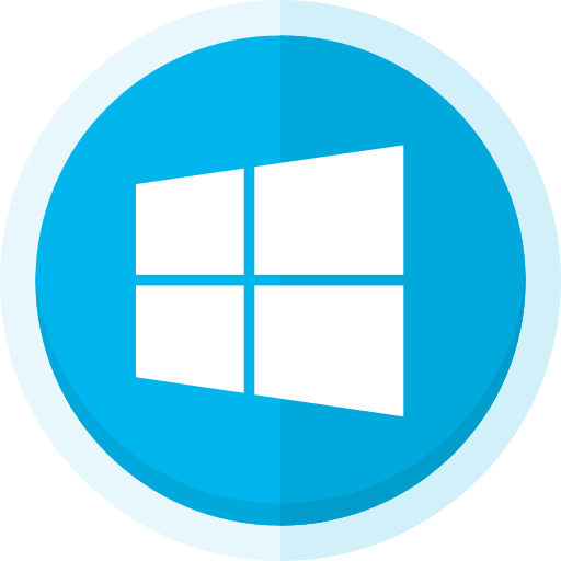 Computers, Mircrosoft, Windows, Windows Windows Logo Icon