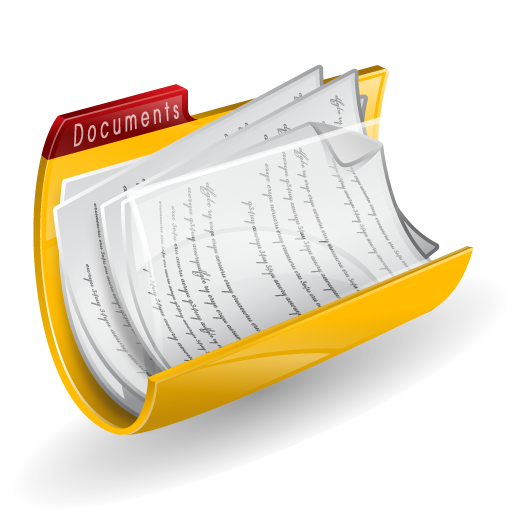 Documents Icons, Free Icons In Folder