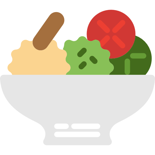 Salad Free Vector Icons Designed