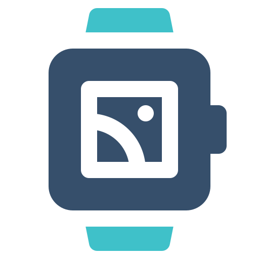 Gallery, Photo, Smart, Watch Icon Free Of Smart Watch