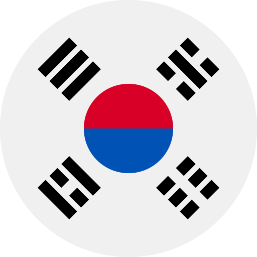 South Korea Icon Png And Vector For Free Download