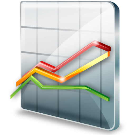 Line Chart Icon Free Icons Download