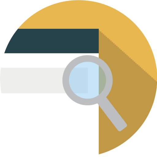 Query, Search, Find, Locate, Document Icon Free Of Seo Marketing
