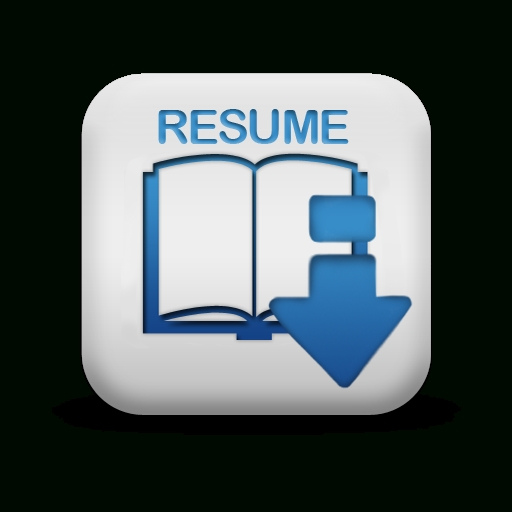 My Resume Icon Website Templates
