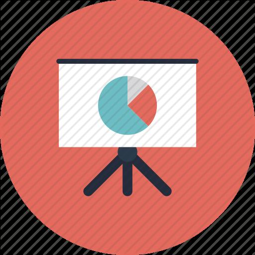 Icon Presentation Vector