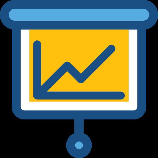 Presentation Financial Png Icon