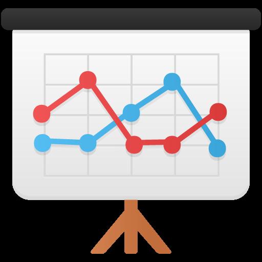 Presentation Save Icon Format