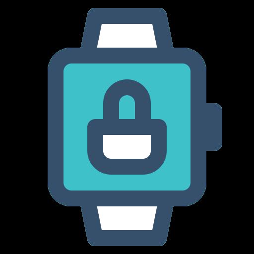 Smart, Watch, Lock Icon Free Of Smart Watch