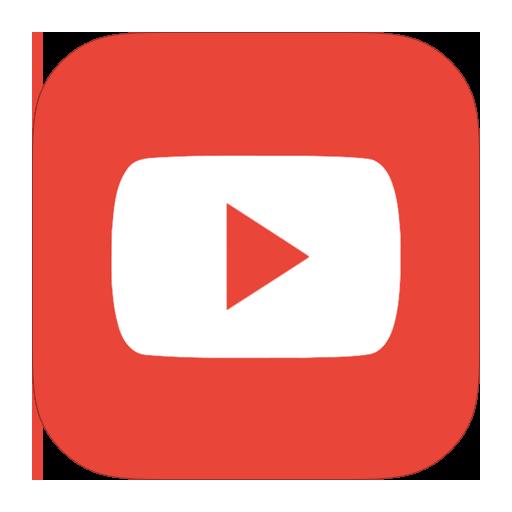 Red Youtube Logo Icon