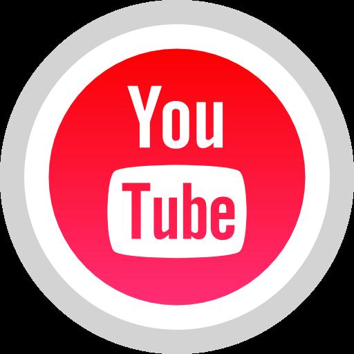 Youtube, Social, Media, Logo Icon Free Of Social Media Logos