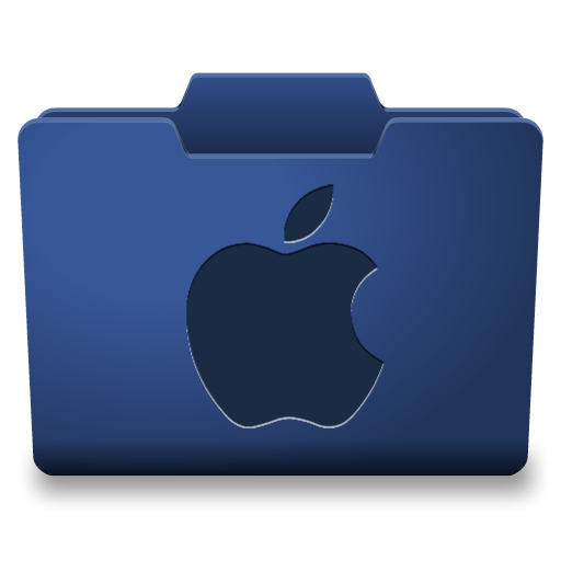 New Mac Folder Icons Free Images