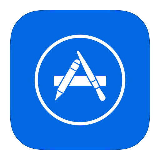 App, Mac, Metroui, Store Icon