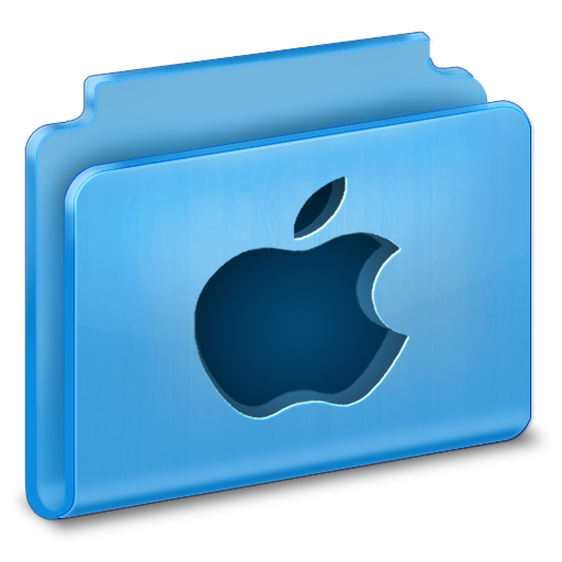 Mac Folder Icon Png