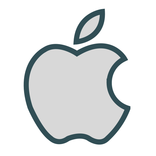 Mac, Apple, Osx, Desktop, Software, Hardware Icon Free