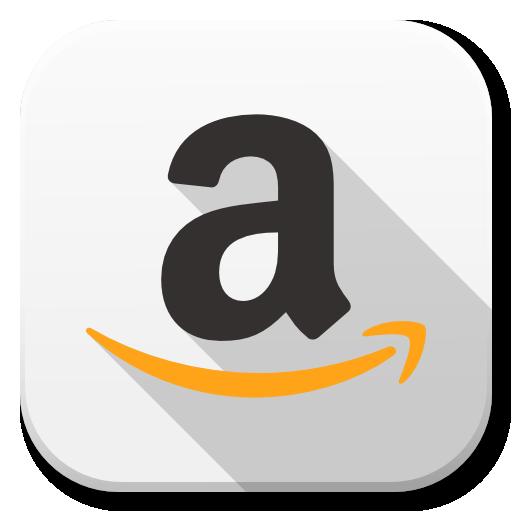 Apps Amazon Icon Flatwoken Iconset Alecive Logo Image