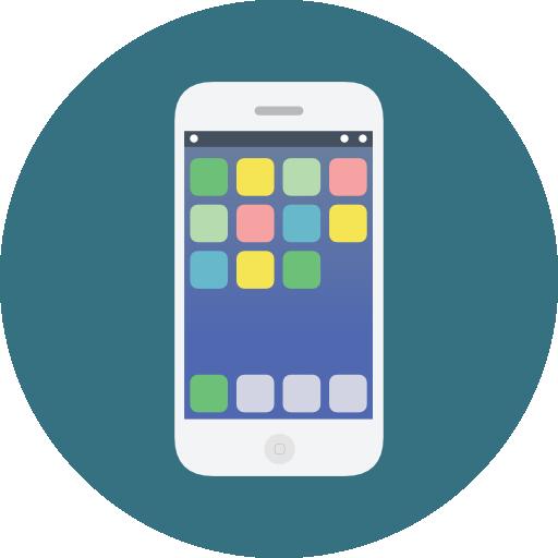 Smartphone Apps Logo Png Images