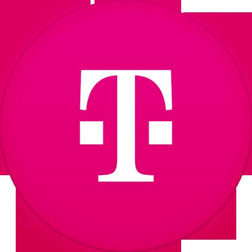 Mobile, T Icon