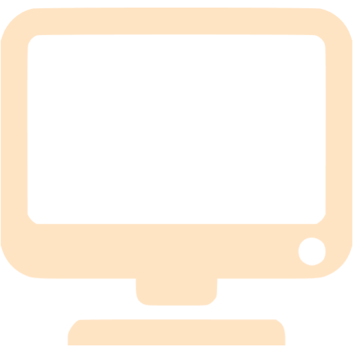 Bisque Monitor Icon