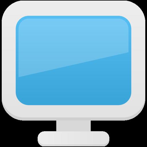 Monitor Icon Flatastic Iconset Custom Icon Design
