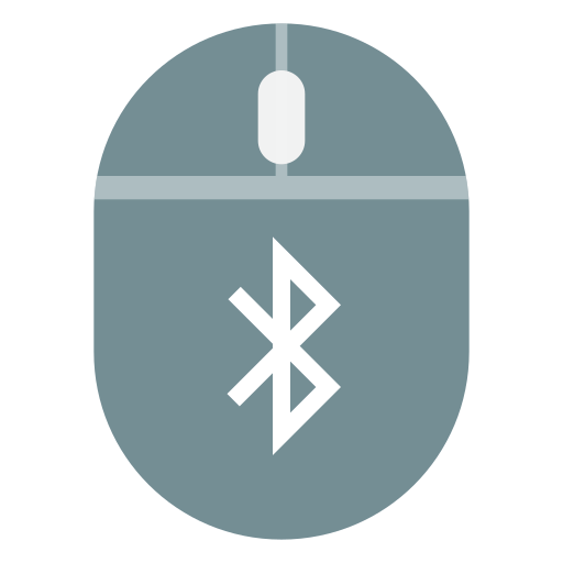 Blueman, Mouse, Bluetooth Icon Free Of Zafiro Devices