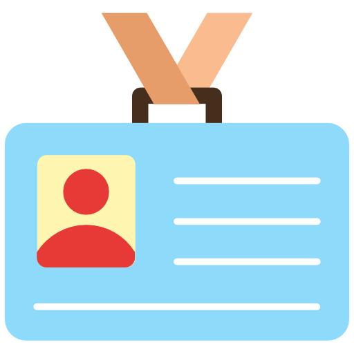 Id, Card Icon Free Of Office Icons