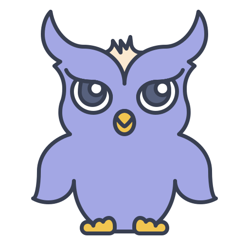 Night, Owl Icon Free Of Trick Or Treat