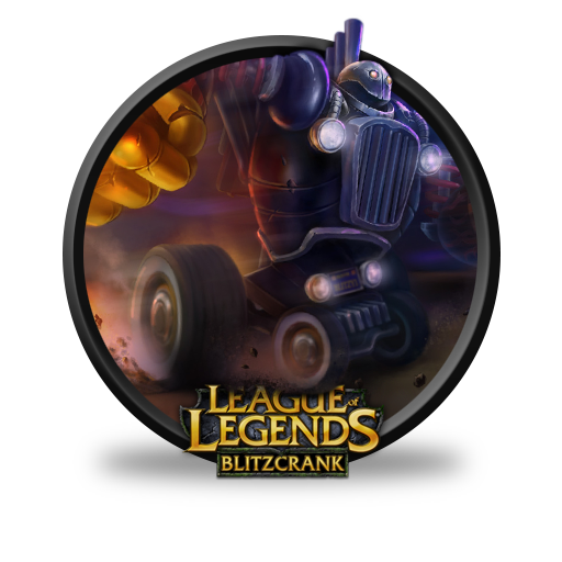 Blitzcrank Piltover Icon Free Download As Png And Formats