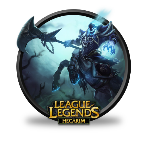 Hecarim Reaper Icon League Of Legends Iconset