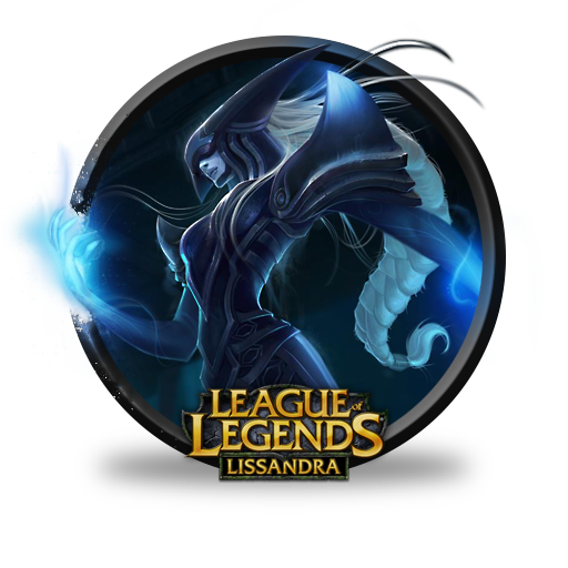 Lissandra Icon League Of Legends Iconset