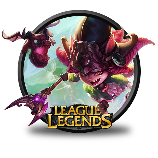 Lulu Dragon Trainer Icon League Of Legends Iconset