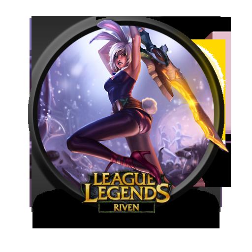 Riven Battle Bunny Icon League Of Legends Iconset